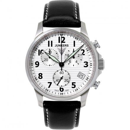 Junkers Alarm-Chronograph 6890-1