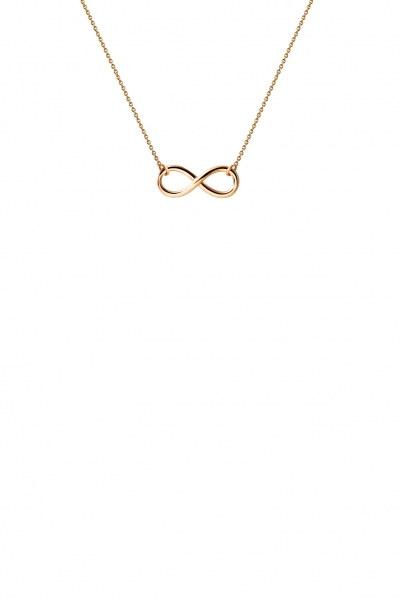 Infinity Collier Gelbgold 585/-
