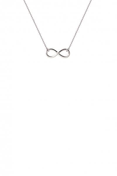 Infinity Collier Weißgold 585/-