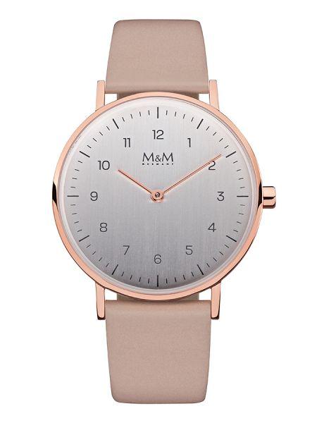 M&M Damenuhr M11892-993