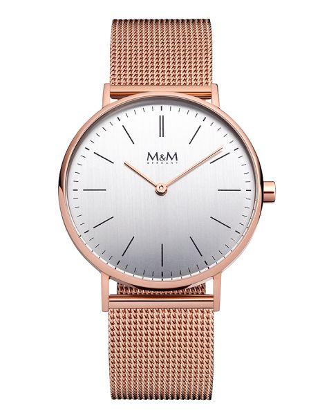 M&M Damenuhr M11892-792