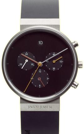 Jacob Jensen 600 Chronograph Titan
