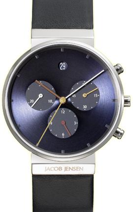 Jacob Jensen 605 Chronograph Titan