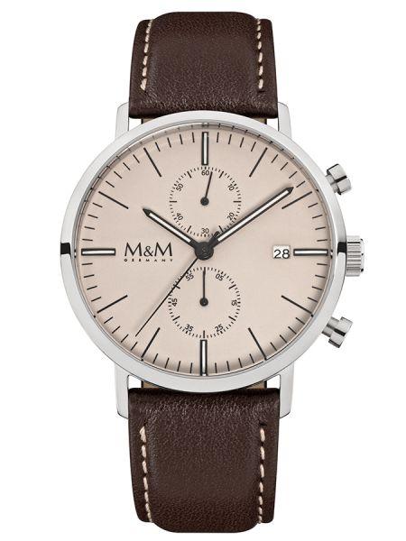 M&M Chronograph M11911-547