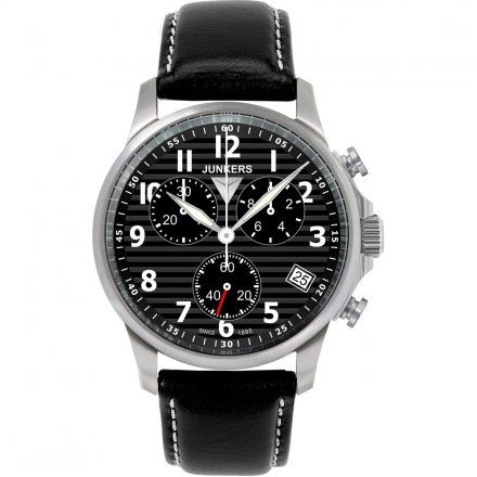 Junkers Alarm-Chronograph 6890-2